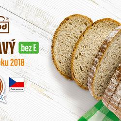 Vyhráli jsme soutěž Chleba roku 2018